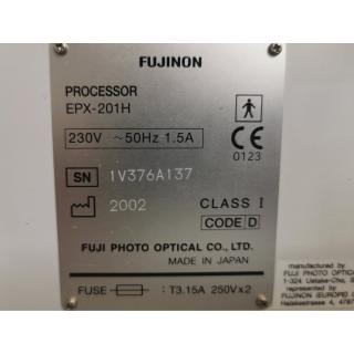 Endoscopy processor- Fujinon - EPX 201 H + keyboard