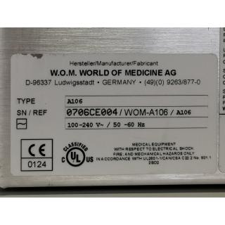 Athroscopy pump - W.O.M. - A106