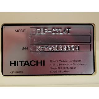 Hitachi - EUP-C314T – Convex Probe - Transducer