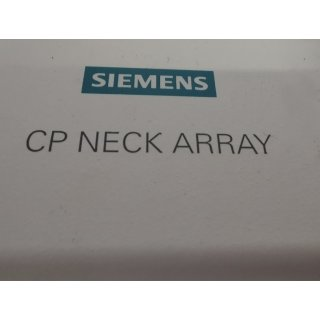 Siemens - CP Neck Array Coil - 03146540 - 63 MHZ/1.5T