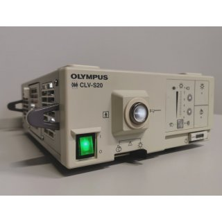 Light source - Olympus - CLV - S20