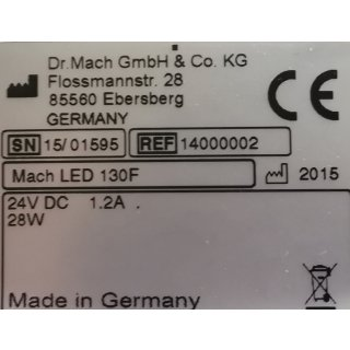 examination light - Dr. Mach- LED 130-F