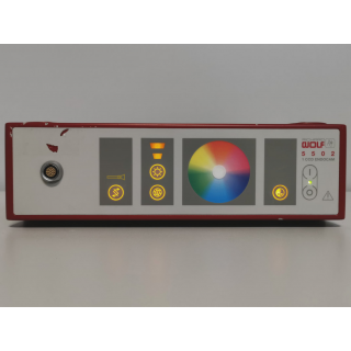 Endoscopy processor- Wolf - 5502 - 1 CCD ENDOCAM