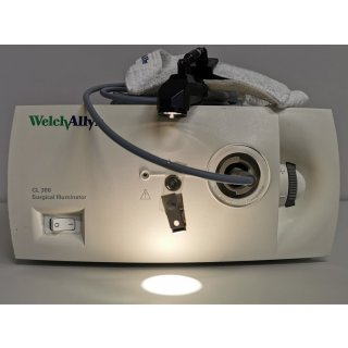 surgical illuminator - WelchAllyn - CL 300