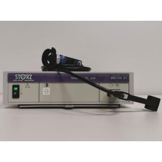 endoscopy processor - Storz - telecam SL pal 202120 20 + camera head 20212030
