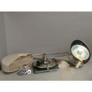 operating lights - Heraus - Hanaulux blue 30