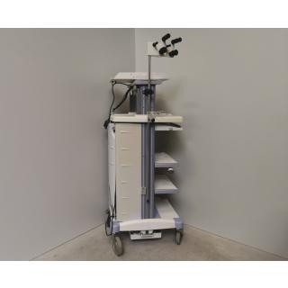 Endoscopy trolley - Olympus - WM-N60 Mobile Workingstation