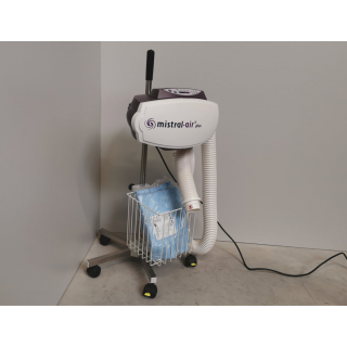 warming system - the 37 company - mistral-air Plus - MA 110-EU
