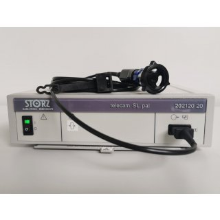 Endoscopy processor - Storz - telecam SL pal 202120 20