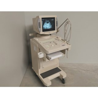 Ultrasound - Aloka - SSD-1400 - two probes