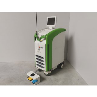 Laser Therapy System - AMS Green Light HPS +  accessories